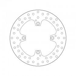 Rear brake disc Brembo DUCATI 848 848 EVO 2011 - 2013