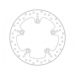 Rear brake disc Brembo BMW 700 F 700 GS 2011 -