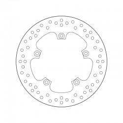 Rear brake disc Brembo YAMAHA 800 FZS FAZER 2010 - 2012