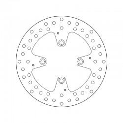 Rear brake disc Brembo DUCATI 1199 PANIGALE R 2013 -