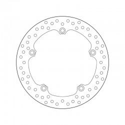 Rear brake disc Brembo HONDA 1200 CROSSTOURER DCT TRAVEL EDITION 2012 - 2014