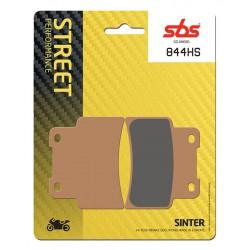 Front brake pads SBS Aprilia  900 Dorsoduro 2018 - 2019 směs HS