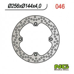 Front brake disc NG Honda 650 XR L 1993 - 2012