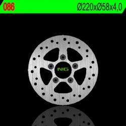 Front brake disc NG Kymco 250 BET & WIN 2000 - 2006