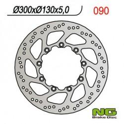 Front brake disc NG Kawasaki 500 KLE 1991 - 2007