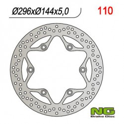 Front brake disc NG Honda 107 NEW LEAD 2008