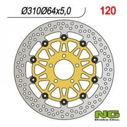 Front brake disc NG Suzuki 800 DR SM-P 1991 - 1993