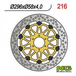 Front brake disc NG Honda 929 CBR RR FIREBLADE 1994 - 1997