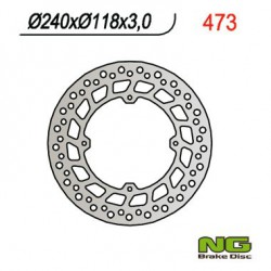 Front brake disc NG Honda 650 XR R 1993 - 2011