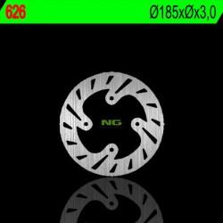Front brake disc NG Beta 250 REV 3 LONG RANGE 2007 - 2008