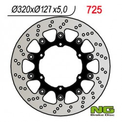 Front brake disc NG KTM 660 LC4 SMC 2005 - 2008