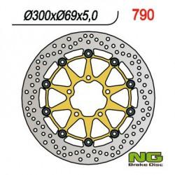 Front brake disc NG Suzuki 800 VL INTRUDER M / T 2014 - 2015