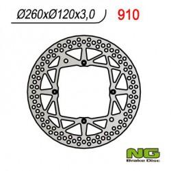 Front brake disc NG Husqvarna 410 TE / TE E 2000 - 2001