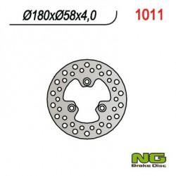 Front brake disc NG Kymco 90 MAXXER 2005 - 2006