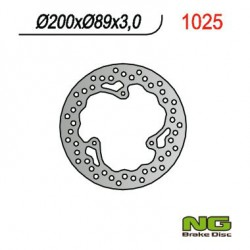 Front brake disc NG KTM 65 SX 2T 8 / 12 years 1998 - 2020