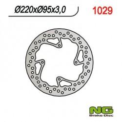 """Front brake disc NG KTM 85 SX 17"""" / 14"""" - 19"""" / 16"""" wheels 2003 - 2012"""