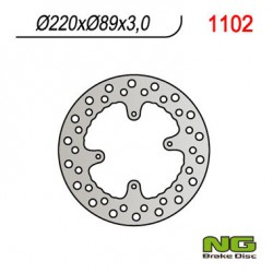 Front brake disc NG Honda 80 CR R 1996 - 2002