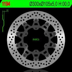 Front brake disc NG Aprilia 600 ETX / PEGASO 1986 - 1992