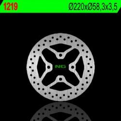 Front brake disc NG Honda 110 AFS 2SH i WAVE 2012 - 2014