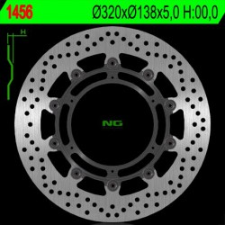 Front brake disc NG KTM 1301 SUPER ADVENTURE 1290 2015 - 2016