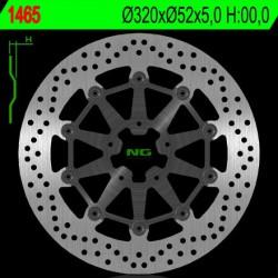 Front brake disc NG Husqvarna 693 SVARPILEN 701 STYLE ABS 2019