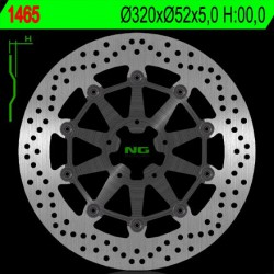 Front brake disc NG Husqvarna 693 VITPILEN 701 ABS 2018 - 2019
