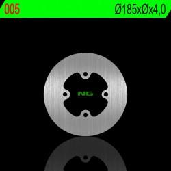 Front brake disc NG Beta 260 ALP 1995