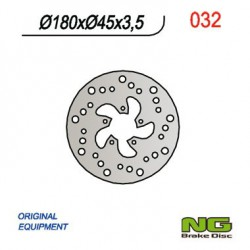 Front brake disc NG Gas Gas 50 EC ENDUCROSS BOY 1999