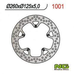 Front brake disc NG Gilera 500 NEXUS / i.e. SP 2004 - 2015