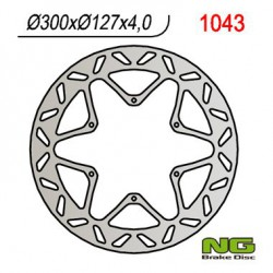 Front brake disc NG KTM 950 LC8 ADVENTURE 2002 - 2007