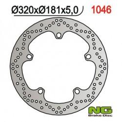 Front brake disc NG Husqvarna 900 NUDA R / NUDA R ABS 2011 - 2013
