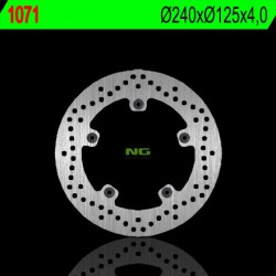 Front brake disc NG Piaggio 180 X9 AMALFI 4T 2000 - 2003