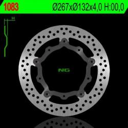 Front brake disc NG Yamaha 530 TMAX IRON MAX / ABS 2015 - 2016