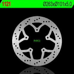 Front brake disc NG Peugeot 300 GEOSTYLE 2010 - 2015