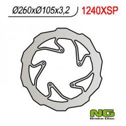 Front brake disc NG BMW 450 GX 2008 - 2011