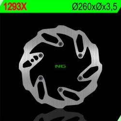 Front brake disc NG Beta 200 RR / ENDURO 2T 2018 - 2020