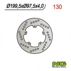 Front brake disc NG Piaggio 80 SKIPPER 1994 - 1996