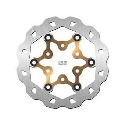 Front brake disc NG Daelim 50 SJ