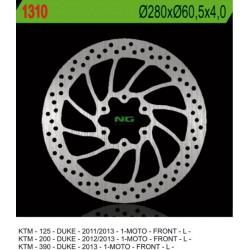 Front brake disc NG KTM 390 DUKE 2012