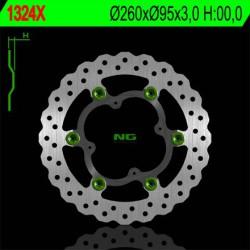 Front brake disc NG KTM E FREERIDE E-SM / E-SX 2015 - 2017