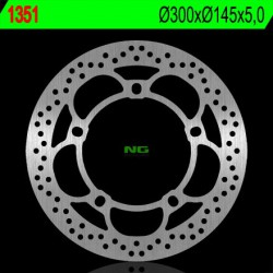 Front brake disc NG Gilera 800 GP 2008 - 2013