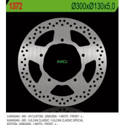 Front brake disc NG Kawasaki 2000 CLASSIC 2008 - 2009