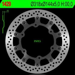Front brake disc NG Triumph 885 ADVENTURER 1996 - 2001