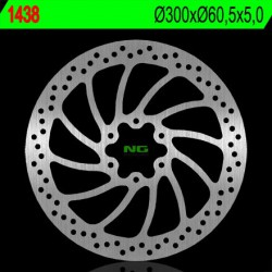Front brake disc NG KTM 390 RC / RC ABS 2014 - 2016