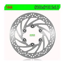 Front brake disc NG Piaggio 350 BEVERLY GT i.e. 2014