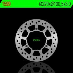 """Front brake disc NG Yamaha 85 YZ 17"""" / 14"""" wheels 1993 - 2019"""