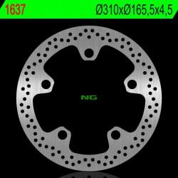 Front brake disc NG Honda 1833 GL GOLD WING F6C 2015