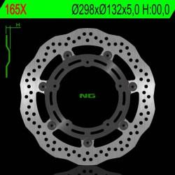 Front brake disc NG Yamaha 321 MT-03 ABS 2016 - 2018