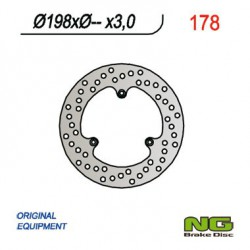 Front brake disc NG KTM 60 SX 1999 - 2000