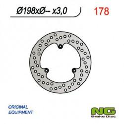 Front brake disc NG KTM 80 MX 2000 - 2002